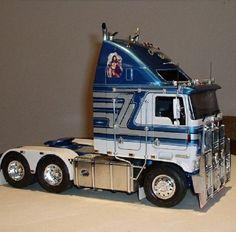 AMT Heavy Truck Models