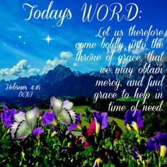 Hebrews 4:16