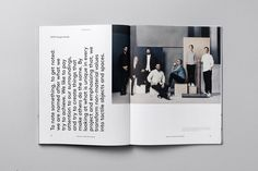 Studio C — Sørensen Brand book — Editorial design