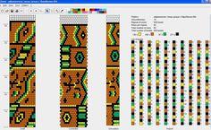 15 around bead crochet rope pattern Bead Crochet Patterns, Bead Crochet Rope, Crochet Bracelet, Peyote Patterns, Crochet Chart, Bracelet Patterns, Beading Patterns, Beaded Crochet, Bead Loom Bracelets