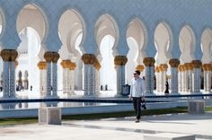 the Grand Mosque.