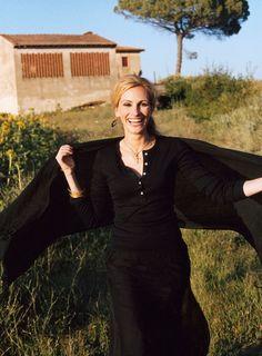 ☆ Julia Roberts | Photography by Sante D'Orazio | For InStyle Magazine US | 2002 ☆ #juliaroberts #santedorazio #instylemagazine #2002