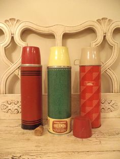 Vintage Thermos Collection - Instant Collection