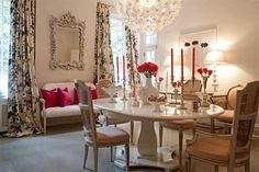 Suellen Gregory Dining Room Featured on Layla Grayce