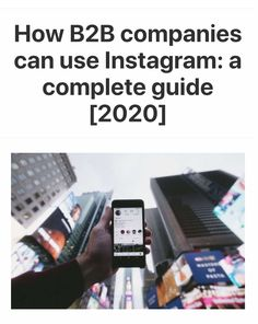 Instagram for a B2B company? Yes, way. I've mapped out the 360 plan so your business can join Instagram, too #instagram #b2bmarketing #b2binstagram #socialmediatips Buy Instagram Followers, Join Instagram, Instagram Accounts, Facebook Business Account, Design Social, Business Profile, Competitor Analysis, Social Media Tips, Canning