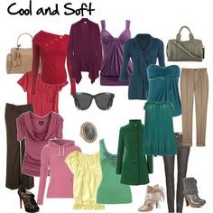 """cool and soft"" by imogenl on Polyvore"