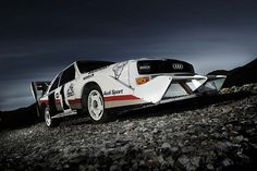 Audi Sport quattro S1 Pikes Peak.    http://www.m25audi.co.uk