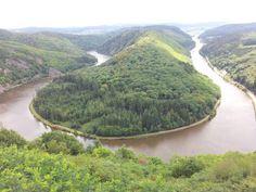 The big river called Saar