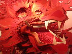 Bergdorf Goodman - Lunar New Year Display 2012