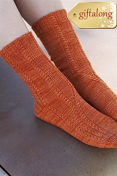 Ravelry: Traveler's Socks pattern by Stefanie Bold