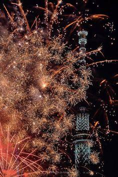 Fireworks in Tokyo, Japan | Atsuhiko Sudou 隅田川花火大会