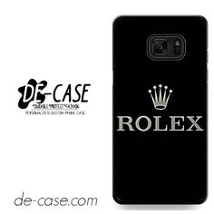Rolex Logo DEAL-9298 Samsung Phonecase Cover For Samsung Galaxy Note 7