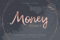 Money Penny by VintageDesignCo – $16