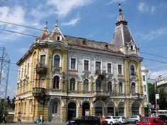 Palatul Berde (1890-1900) cluj napoca Romania, Louvre, Architecture, Building, Travel, Voyage, Buildings, Viajes, Traveling