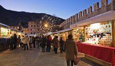Trento Christmas Market - Trentino - Italy