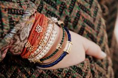 stack up the bangles!