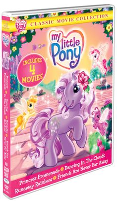 My Little Pony Classic Movie Collection US/Can 1/26