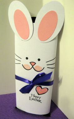 Easter Bunny Hershey Bar