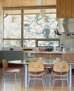 blond wood kitchen cabinets - eatwell101.com