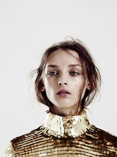 """Escape from Clubland, featuring Daga Ziober. Photography by Aitken Jolly for BON Fall 2011. """""""""""