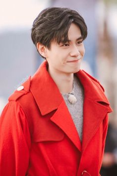 I live for his little dimple Asian Actors, Korean Actors, Strong Woman Do Bong Soon, Kdrama, China Movie, Smile Wallpaper, A Love So Beautiful, Cute Actors, Chinese Boy