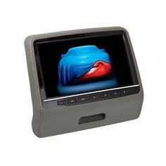 9 Inch HD LED Headrest DVD Player