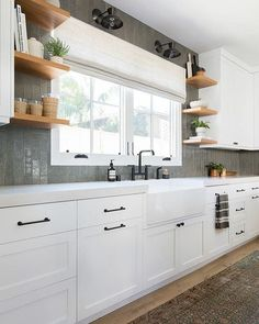 9 Perfect Simple Ideas: Farmhouse Kitchen Remodel Before And After open kitchen remodel bathroom.Old Farmhouse Kitchen Remodel kitchen remodel with island diy.Kitchen Remodel Tips How To Paint. Kitchen Decor, Kitchen Cabinets, White Kitchen Remodeling, Kitchen Remodel Small, Kitchen Design, Kitchen Cabinet Remodel, Kitchen Backsplash Designs, Kitchen Renovation, Farmhouse Kitchen Backsplash