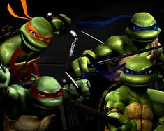 Mutant Ninja Turtle HD Wallpaper | 999HDWallpaper