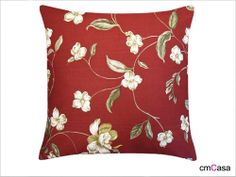=cmCasa= 2863  Rose Of China Throw Pillow Case/Cushion Cover