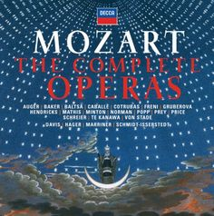 nice Mozart: Complete Operas (44 CDs) Check more at http://appmyxer.com/amazon-products/digital-music/mozart-complete-operas-44-cds/