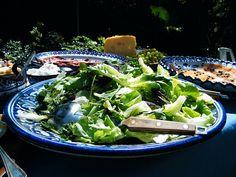 Nice salad.