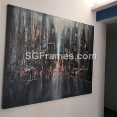 Got an Oil Painting or Canvas to be framed? Welcome to SGFrames the one Stop Shop for all your framing needs. Many option available such as Simple Canvas Stretching, Framing with Floating effect, Framing. Delivery option and Installation also available.  #SGFrames #StaySafe #BeSafe #SGFramesChinaTown #SGFramesToaPayoh #InteriorDecoration #HomeDecor #CanvasStretching #SingaporeFrameMaker #OilPaintings #CanvasPaintings #DoorStepDelivery #FloatingFrames Industrial Park, Chinese Art, Stretching, Singapore, Abstract Art, Interior Decorating, Delivery, Oil, Mirror