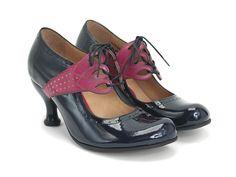 I am looking for fantastic heels that won't kill my poor foot! Fluevog is always on my list!