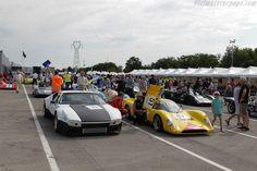 DeTomaso Pantera Group 4 - Chassis: 06051 - Driver: Ralf Kelleners / Detlef von der Lieck  - 2015 Grand Prix de l'Age d'Or