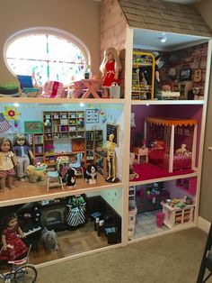 332 Best American Girl 18 Doll House Ideas Images American Girl