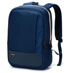 Kvalitní školní a cestovní batoh modrý - Travel plus 0100 6d4305f18a