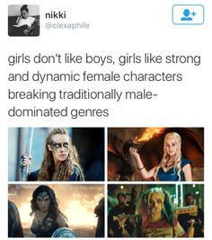 Can I get an amen? <<< true but Harley Quinn from Suicide Squad replaced with Harley Quinn from the comics Alycia Debnam, Clexa, Intersectional Feminism, Badass Women, Equal Rights, Faith In Humanity, Social Issues, Girl Power, Equality