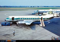Vickers 803 Viscount Vintage Airline, Viscount, Aircraft Pictures, Brussels, Picture Photo, Planes, Trains, Aviation, Automobile