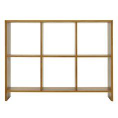 Sharp Edge Square Shelf 3x2 / シェルフ / CHLOROS