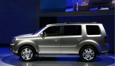 2014 Honda Pilot Changes