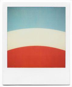 Blue, White, Red  --- Bikini Atoll by Grant Hamilton, via Flickr