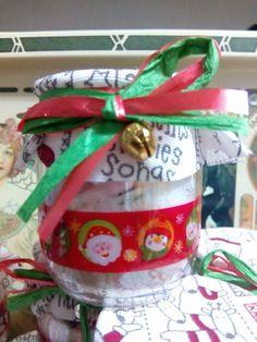 Hot Christmas Chocolate Mix