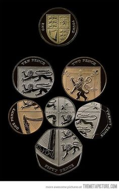 British coins are way cooler than I thought…
