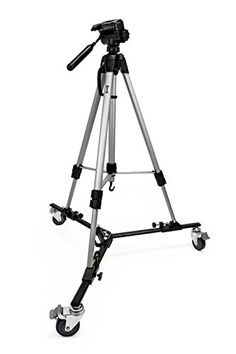 AGG314 LimoStudio 48 Deluxe Photo Video Camera Camcorder Tripod with Carrying Case