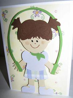 Cricut- Paper Doll Dress Up