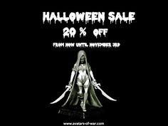 El Descanso del Escriba: 20% de descuento en Avatars of War por Halloween