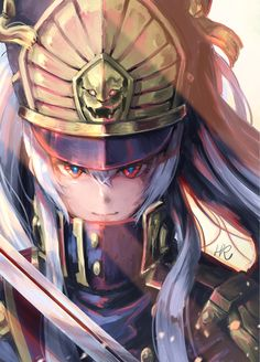 Altair... the vengence will soon leads her down a horrible end, even though it's not her choice to be like that... seems to be a believer of a lost cause, which is never meant to be an evil soul... just misunderstood by many...