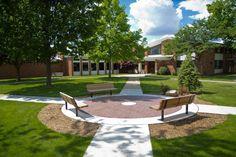 Van Duesen Commons & Gelston Hall, Alma College, Alma, MI