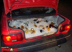 redneck beer cooler:)