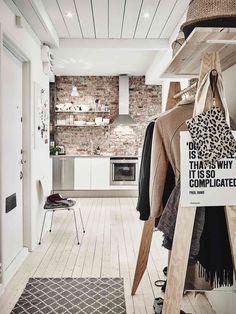 65 идей прихожих для узкого коридора: как обмануть пространство (фото)…